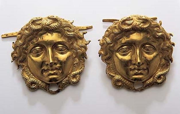 Medusa gold.